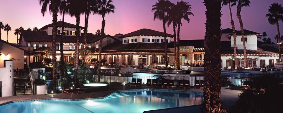 Palm Springs' Oasis in the Desert 2016