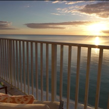 Sunset Balcony
