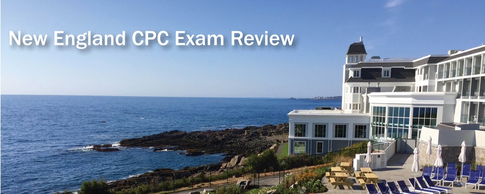 New England Encore CPC Exam Review 2021: Combine Seminars for 34 Credits!