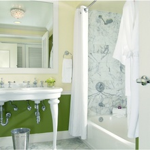 Bath Sink Area