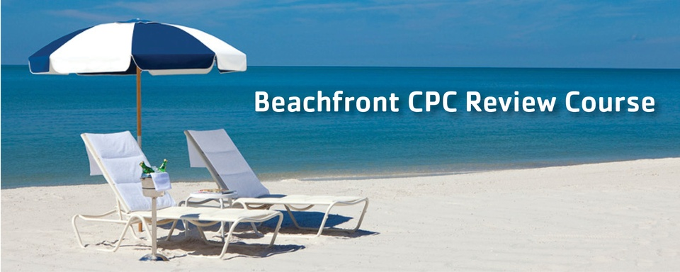 Sun & Sand Encore CPC Review 2019: Combine for 33 Class A CE Credits!