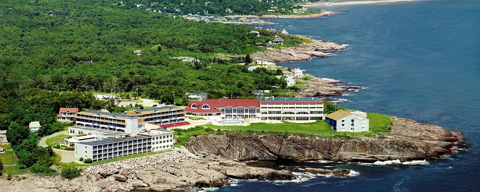 Autumn in New England at the Cliff House Resort & Spa September 9 - 12, 2015