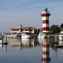 HH Harbor IStock-Lighthouse reflection