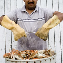 New Photo from CVB-Pot of crablegs