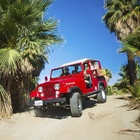 Red Rock Jeep